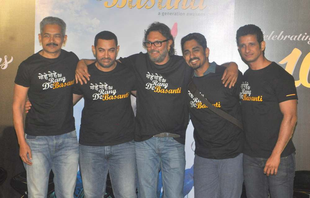 Special Screening of Rang De Basanti-32