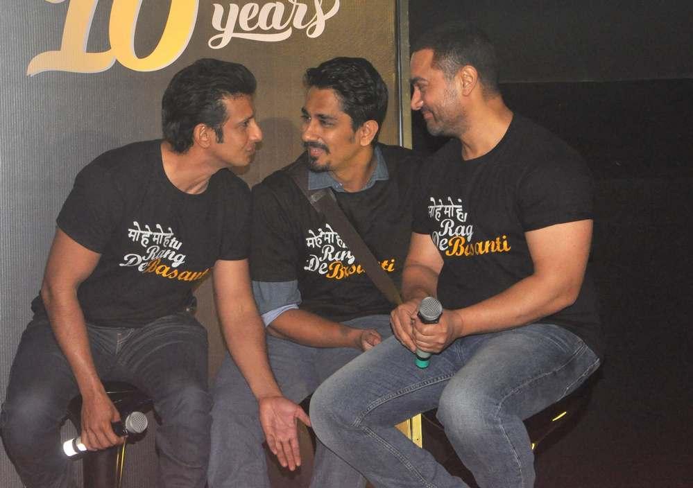 Special Screening of Rang De Basanti-37
