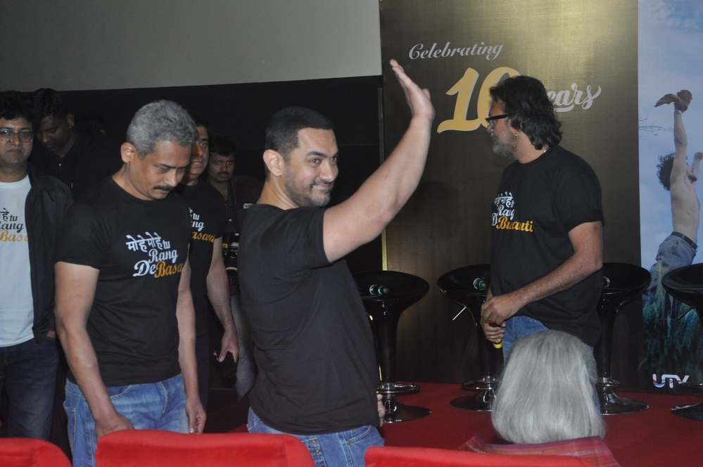 Special Screening of Rang De Basanti-42