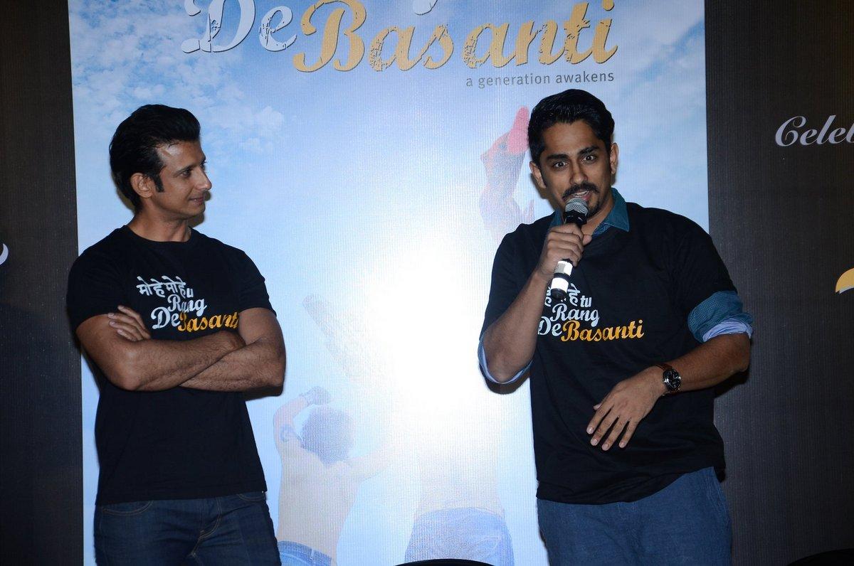 Special Screening of Rang De Basanti-59