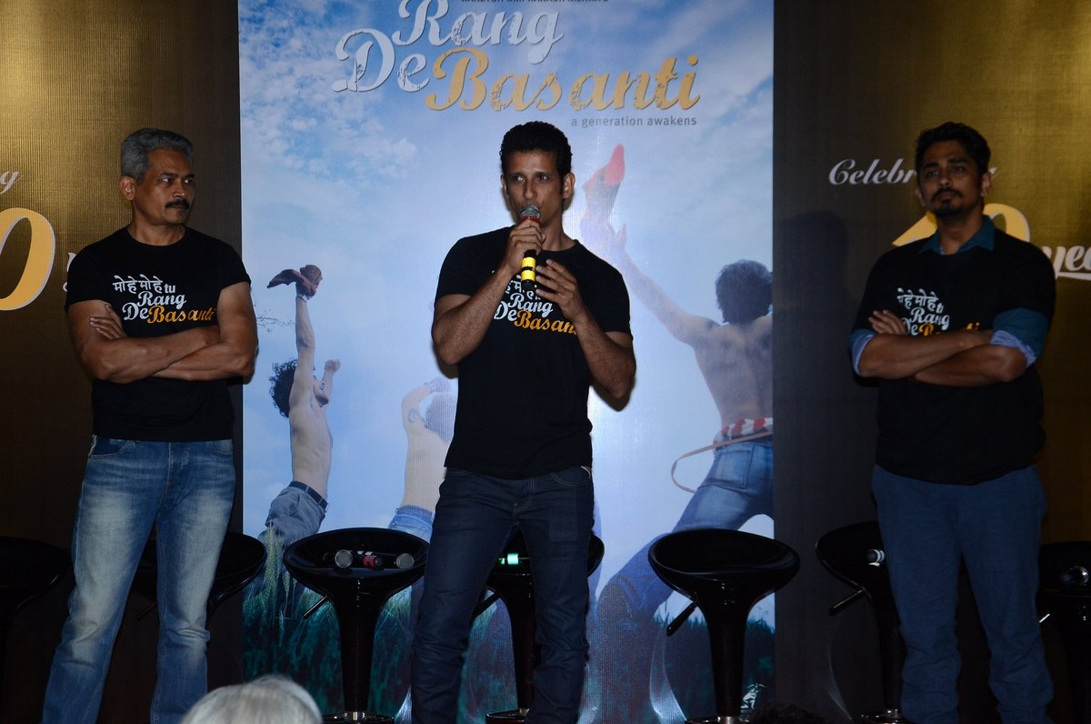 Special Screening of Rang De Basanti-60