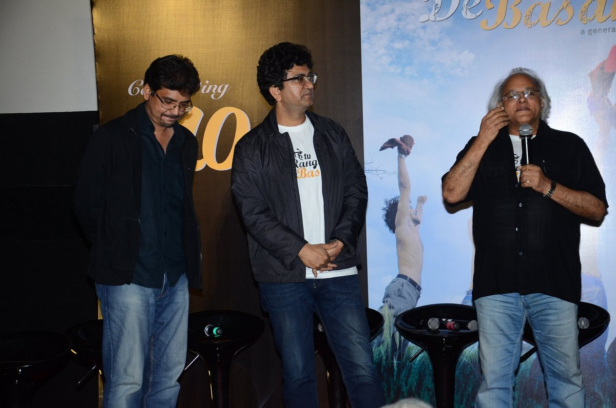 Aamir Khan, Sharman Joshi & Siddharth at Decade Completion Special Screening of Rang De Basanti