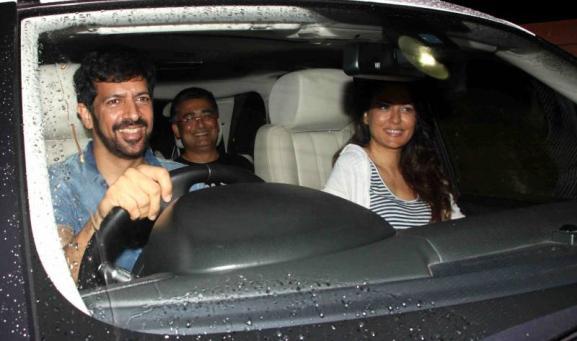 Kabir Khan & Mini Mathur