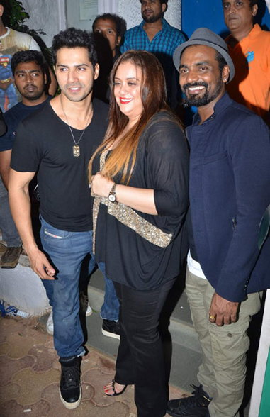 ABCD 2 Movie Success Bash Photo Gallery