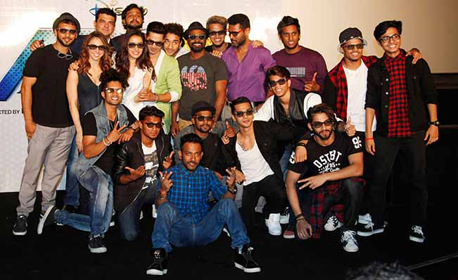 ABCD-2 Movie Trailer Launch in Mumbai