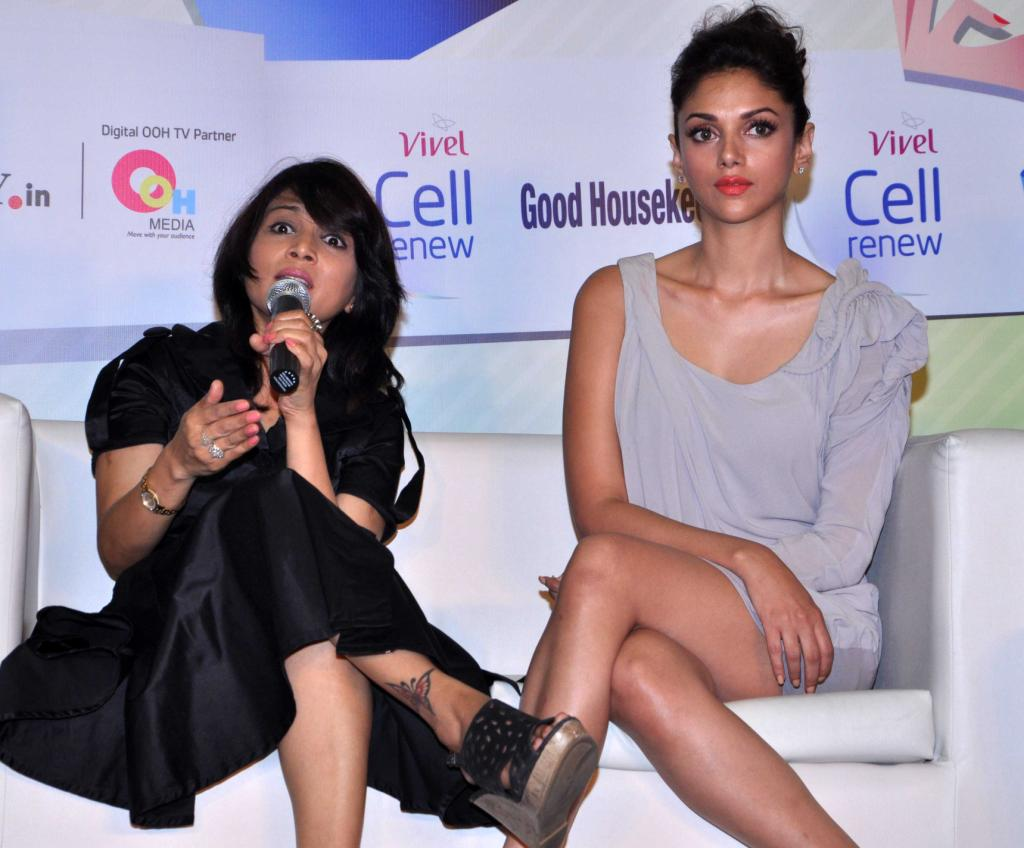 Aditi Rao Hydari Launch Vivel Cell Renew - 02