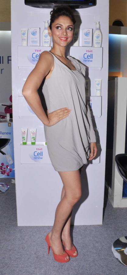 Aditi Rao Hydari Launch Vivel Cell Renew - 13