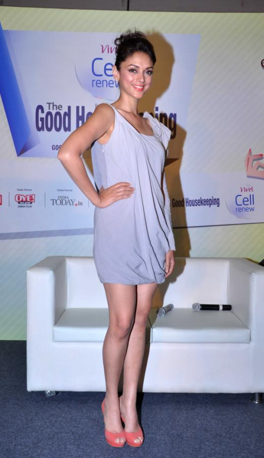 Aditi Rao Hydari Launch Vivel Cell Renew - 08
