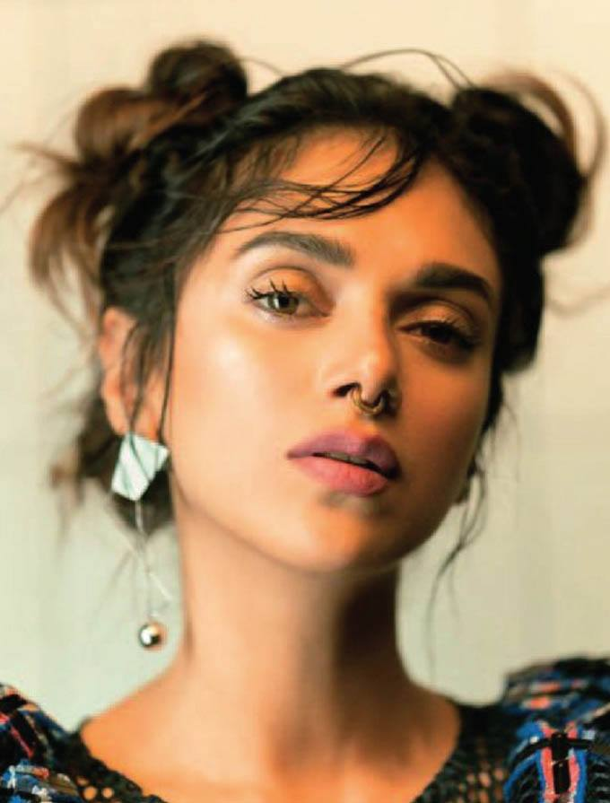 Aditi Rao Hydari Photoshoot for Grazia Magazine India June 2016