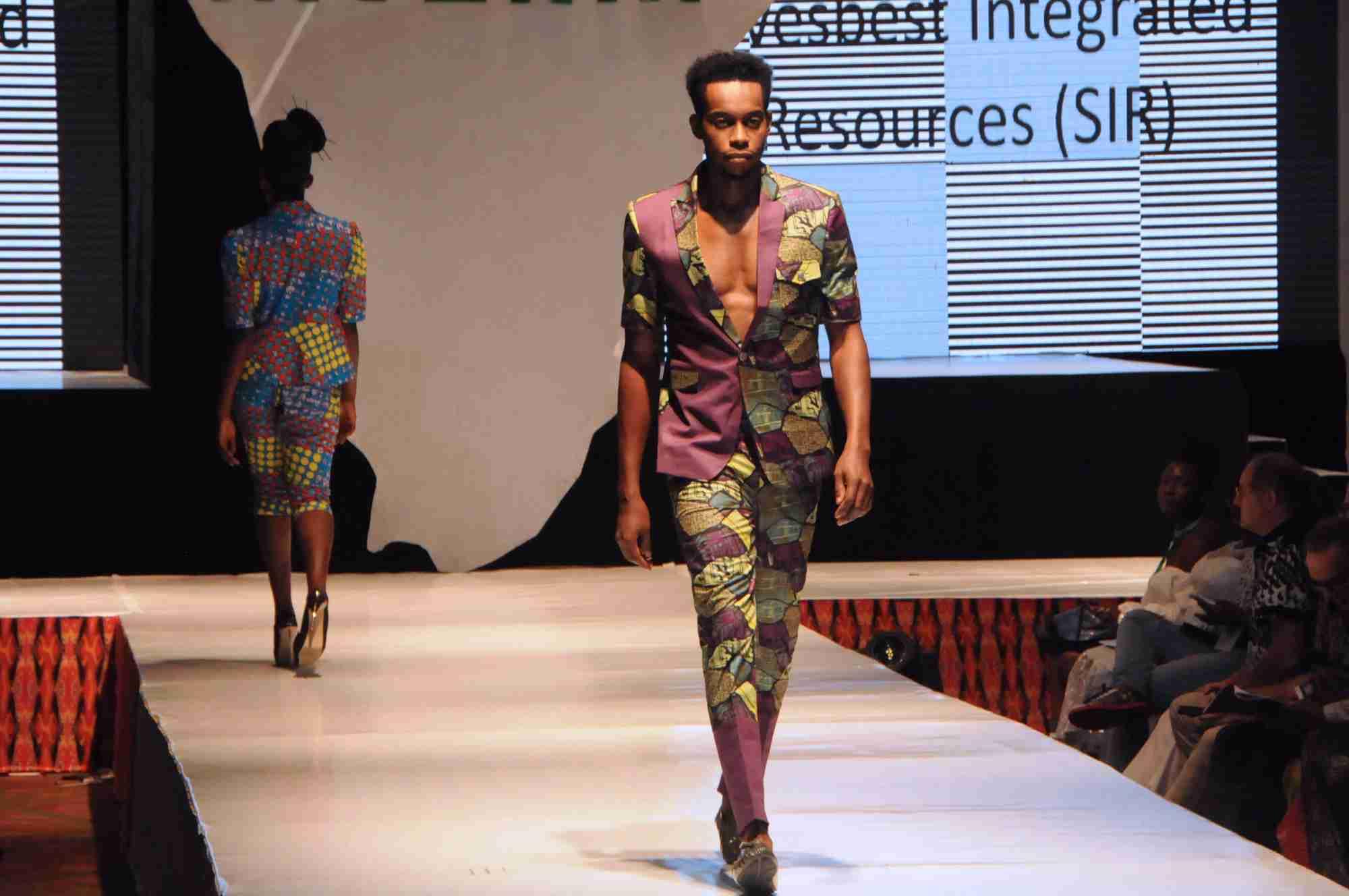 Africa Fashion Week Nigeria 2016