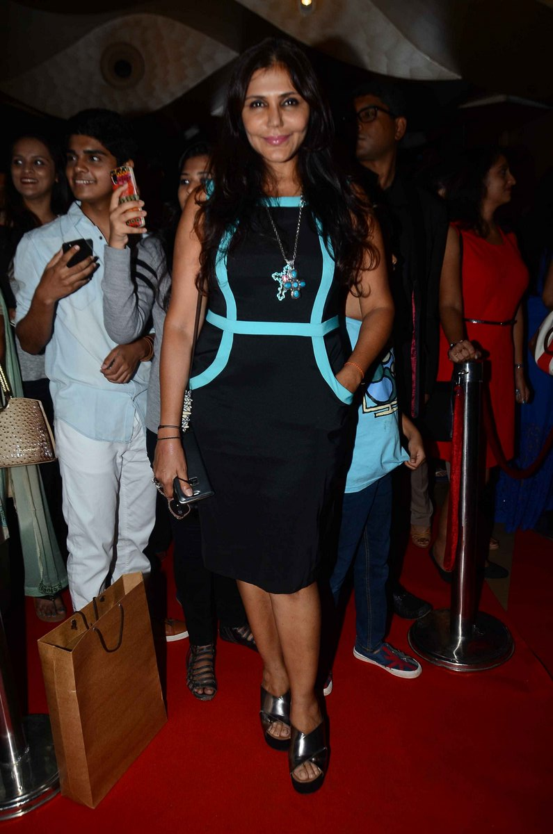 Aishwarya Rai Special Screening of Jazbaa Movie