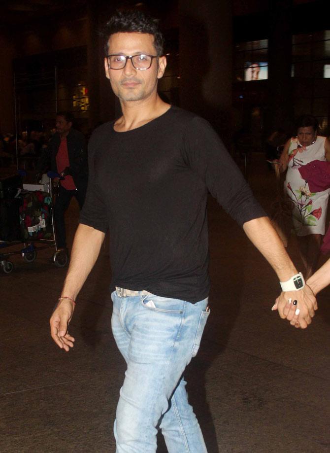 Singer Manmeet Singh