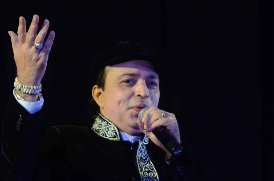 Altaf Raja Performs in Patna for Independence Day