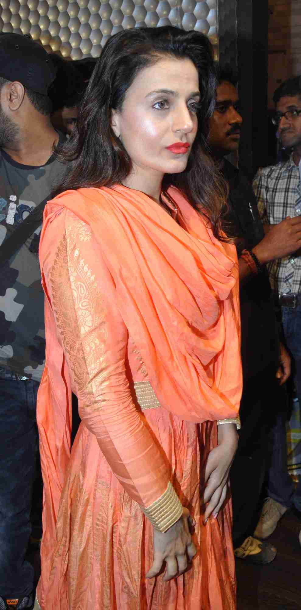 Amisha Patel visited Kolkata