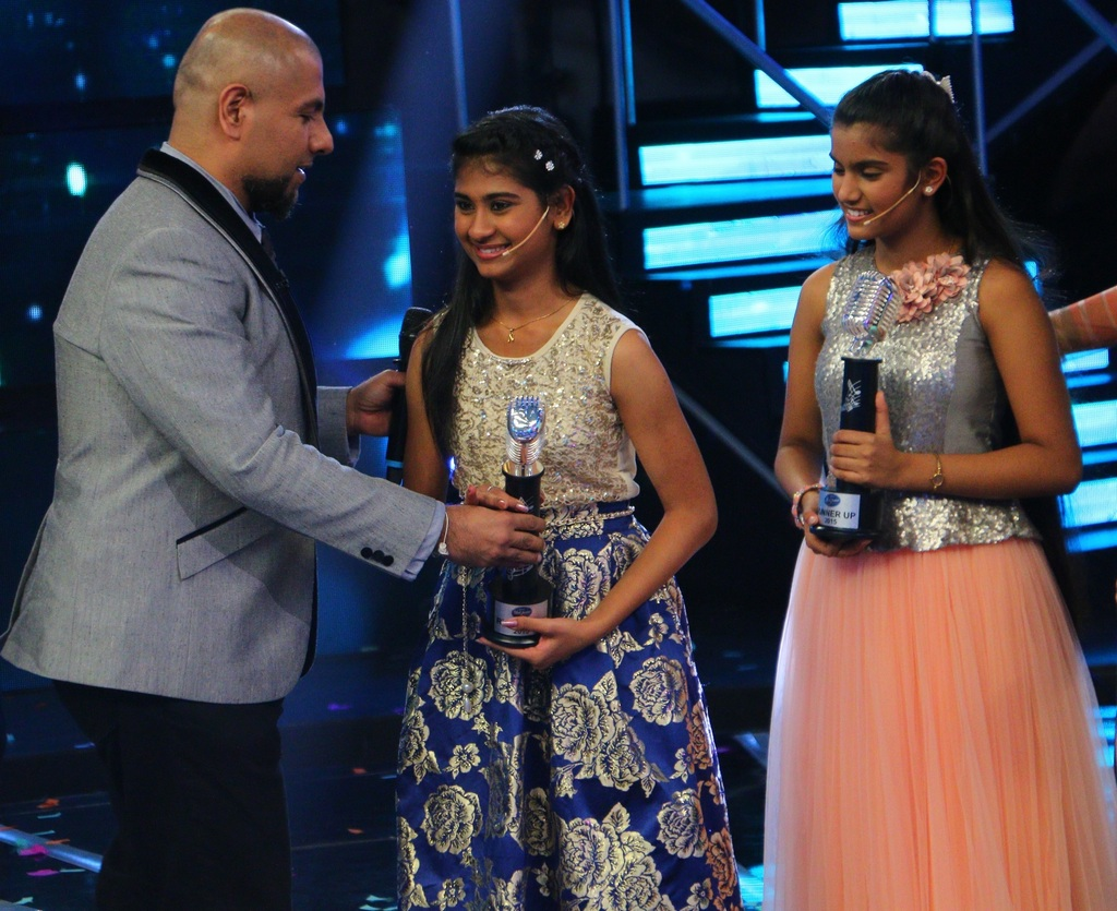 ANANYA NANDA Wins Indian Idol Junior 2