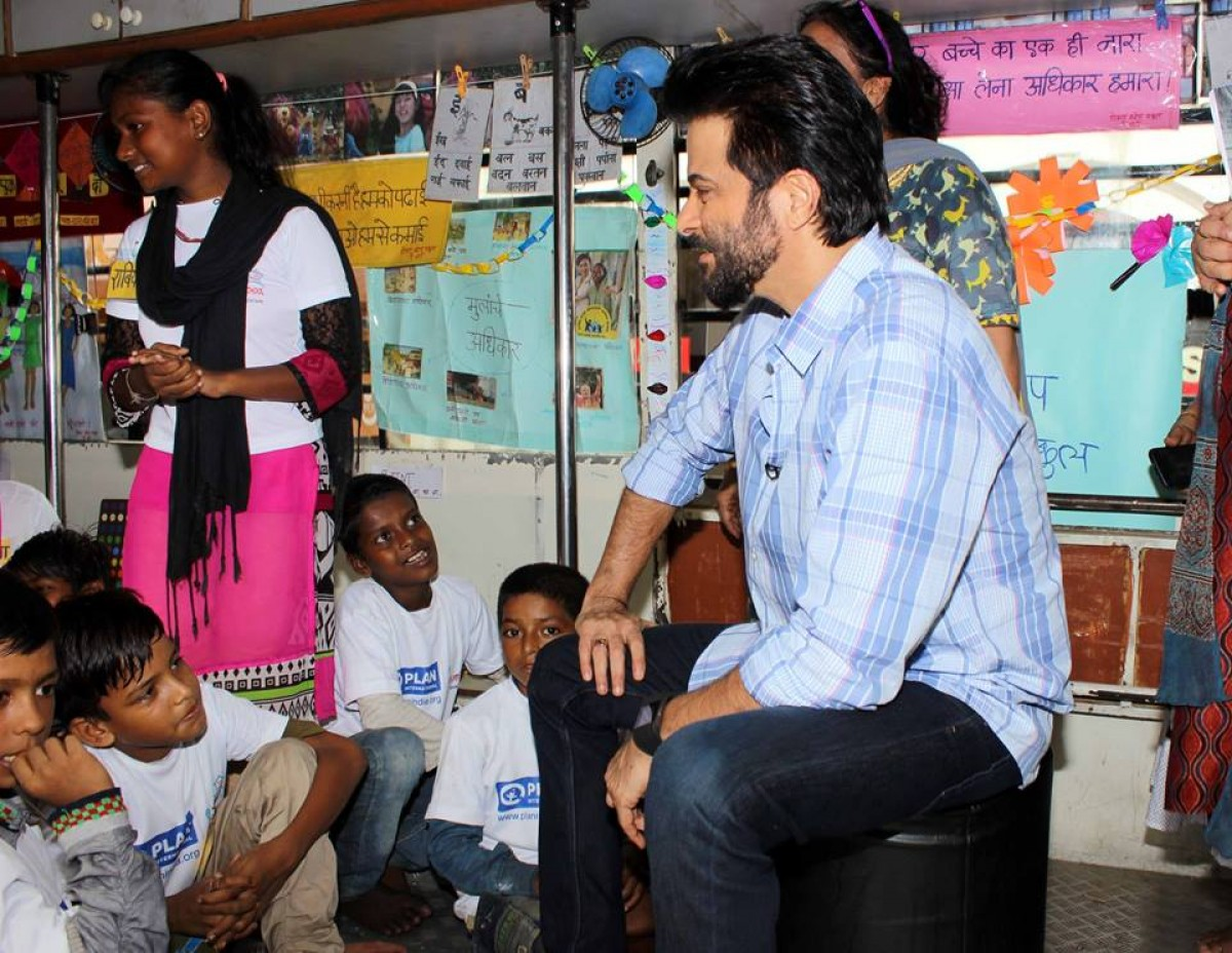 Anil Kapoor Raises Awareness Against Child Labour