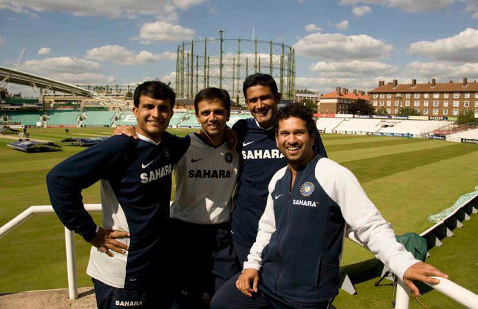 Anil Kumble Photo Gallery