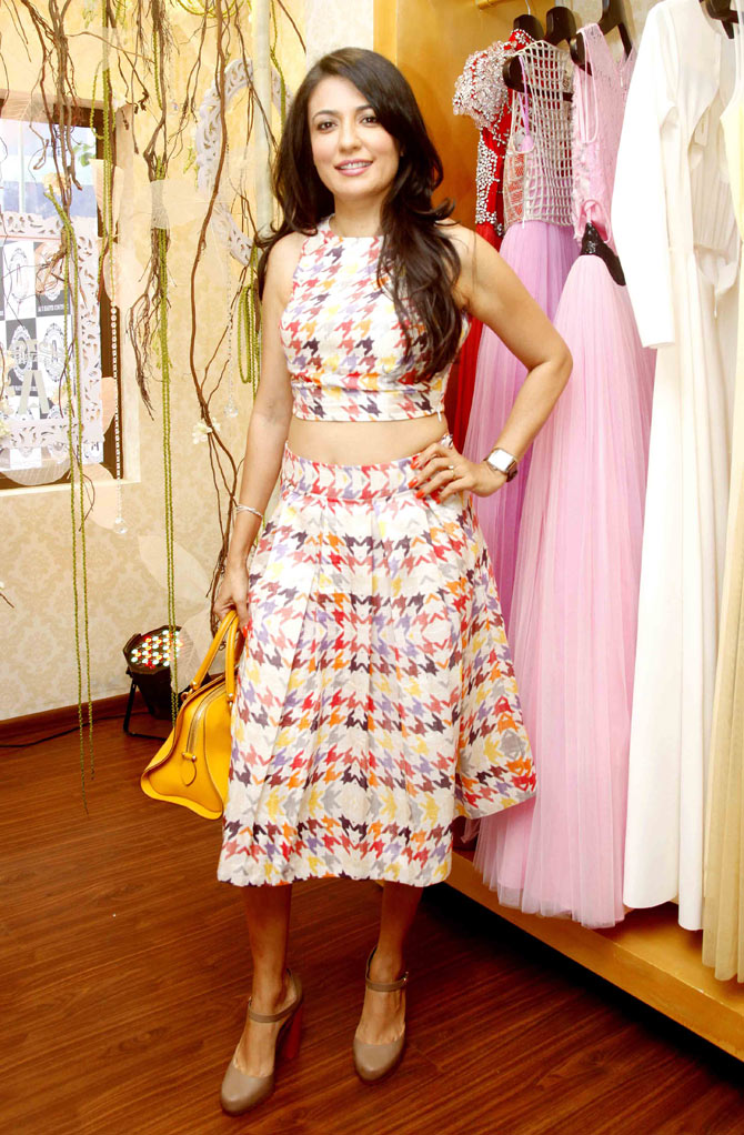 The ash haute couture new store launch in mumbai ebharat in for Haute couture shop