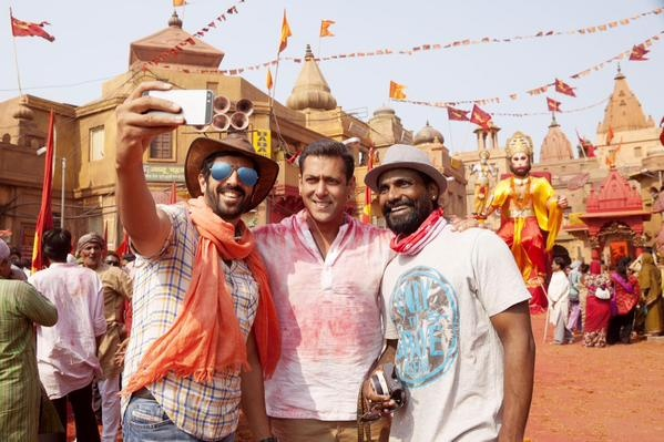 Bajrangi Bhaijaan Movie On Location Stills