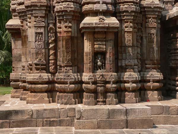 Barahi Temple near Konark