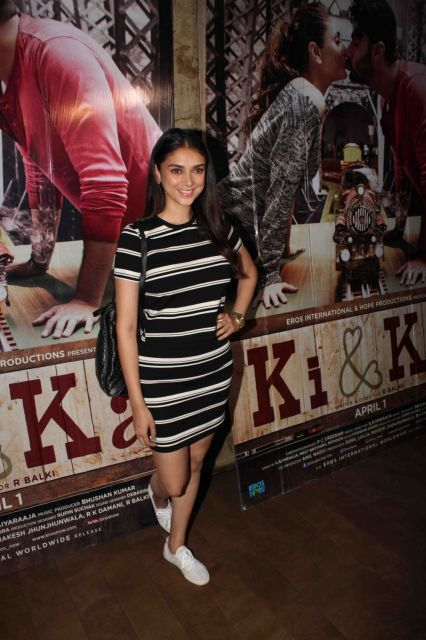 Big B, Aditi Rao Hydari & other B-Town celebs watches Ki and Ka