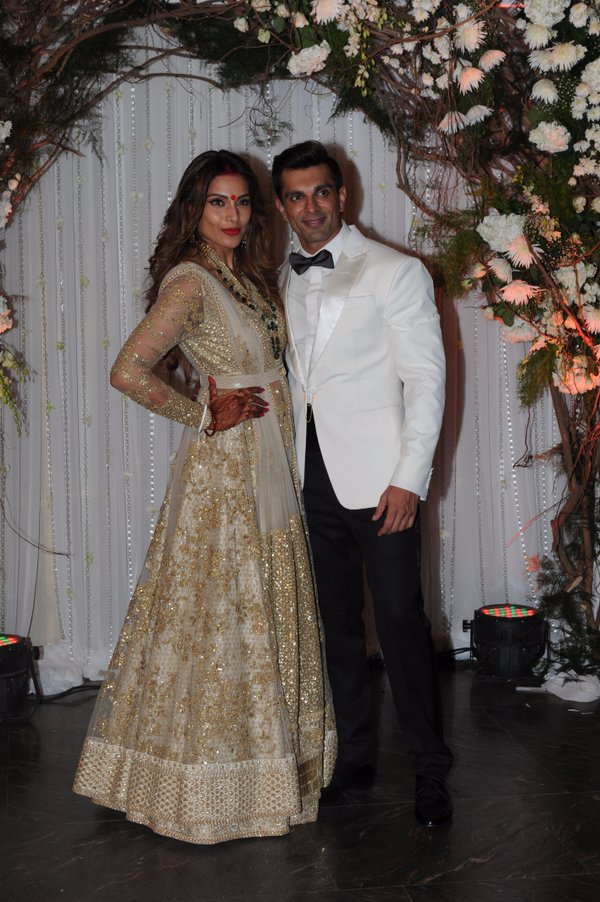 Bipasha and Karan Wedding Reception Photo Gallery