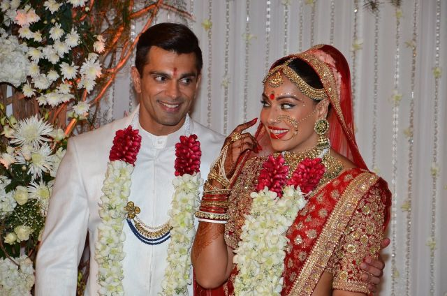 Bipasha Basu and Karan Singh Grover Wedding Photo Gallery