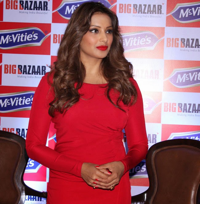 Bipasha Basu at Mcvities Event in Delhi