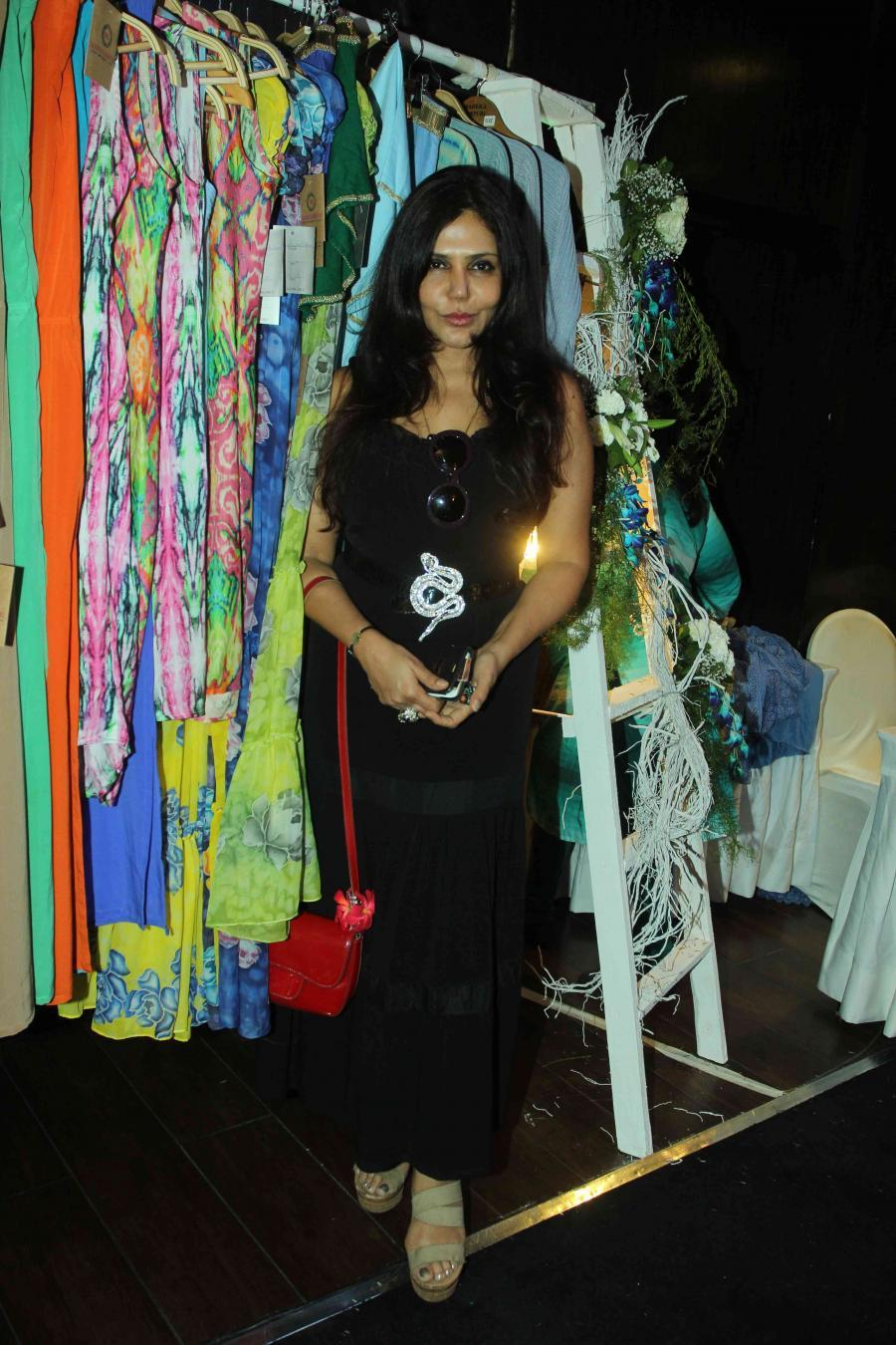 Bollywood Beauties Attended Maheka Mirpuris Summer Resort Preview 2015 in Mumbai