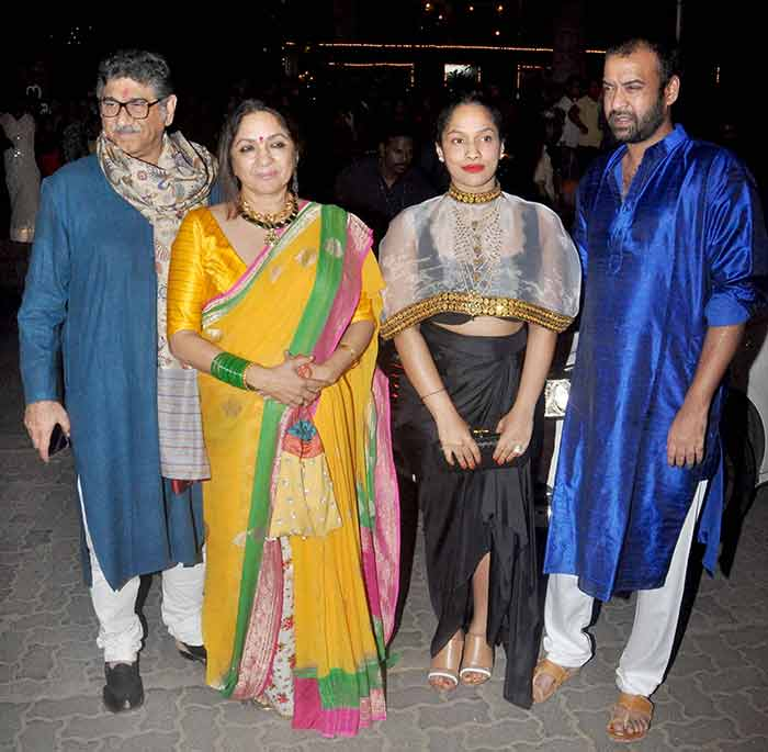 Bollywood Celebrities at Amitabh Bachchans Diwali Party 2015
