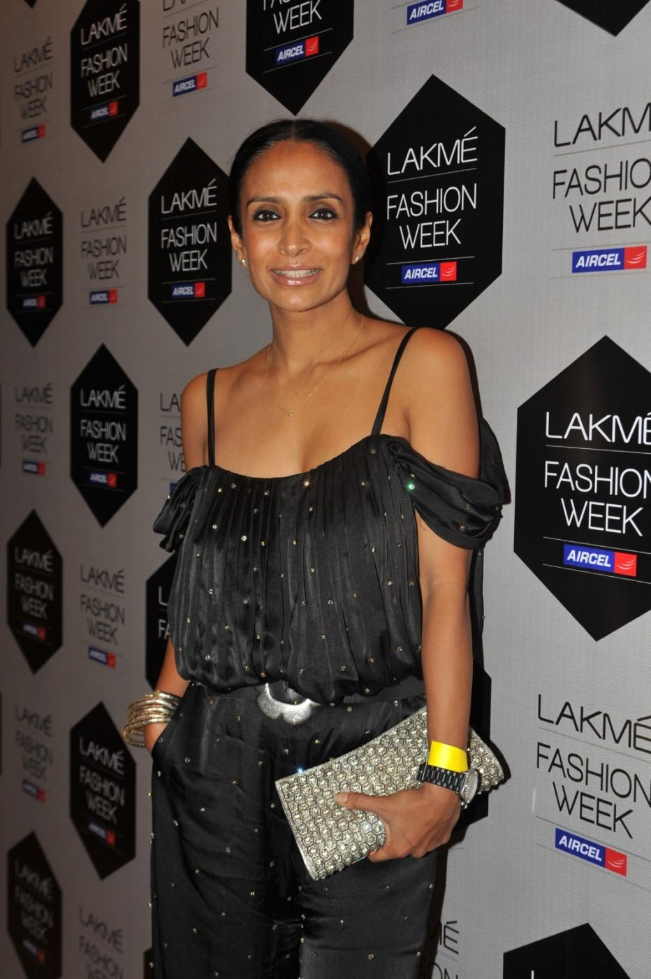 Geeta Basra - Lakme Fashion Week 2012 Day 5 Photo