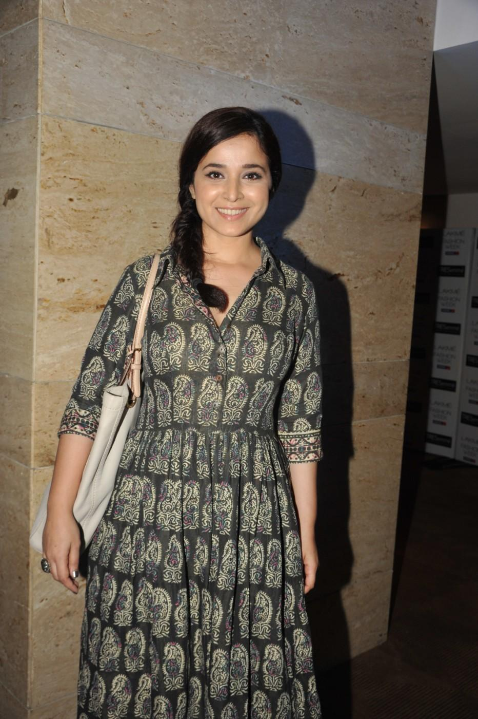 Simone Singh - Lakme Fashion Week 2012 Day 5 Photo