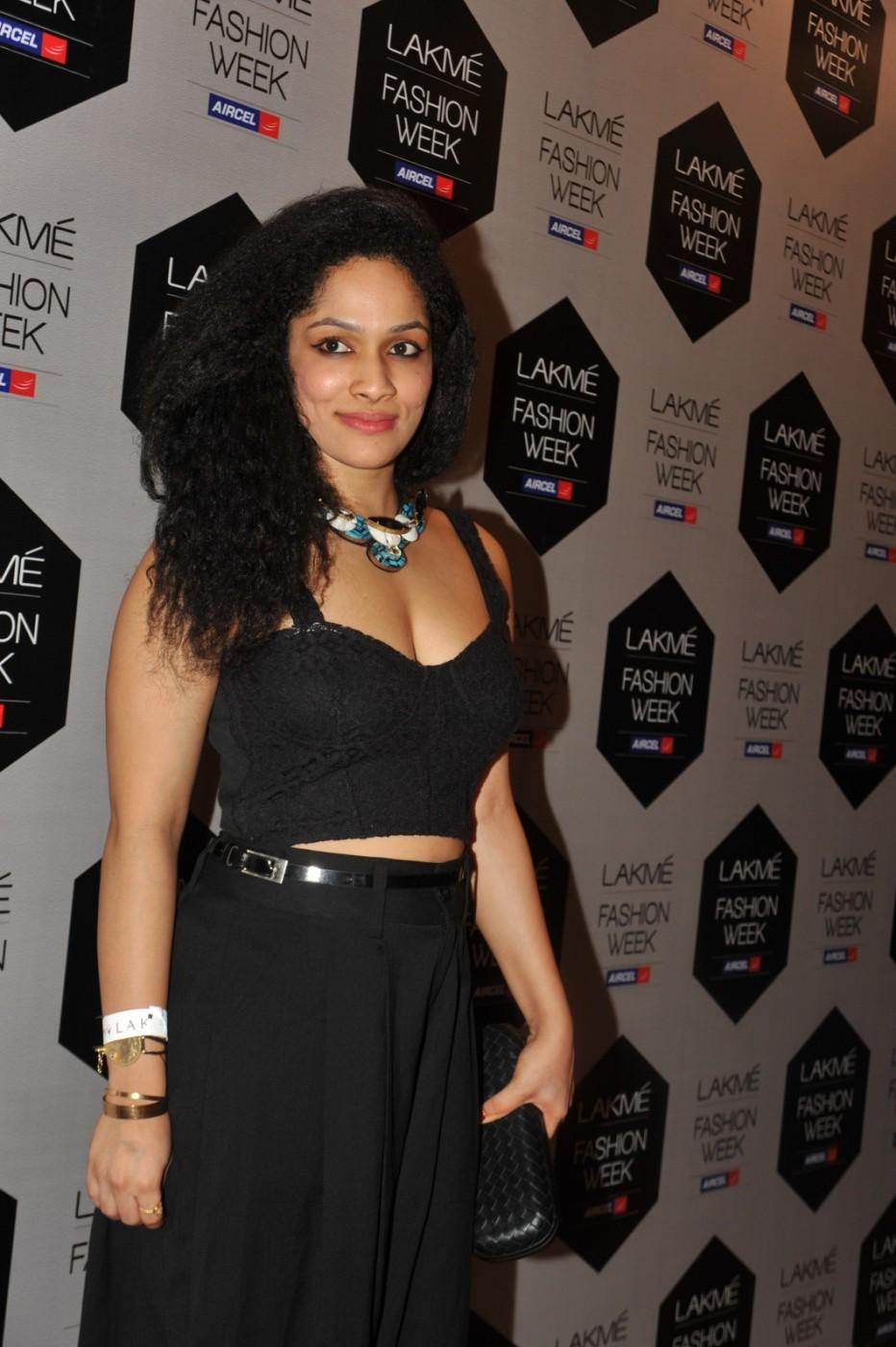 Masaba Gupta - Lakme Fashion Week 2012 Day 5 Photo