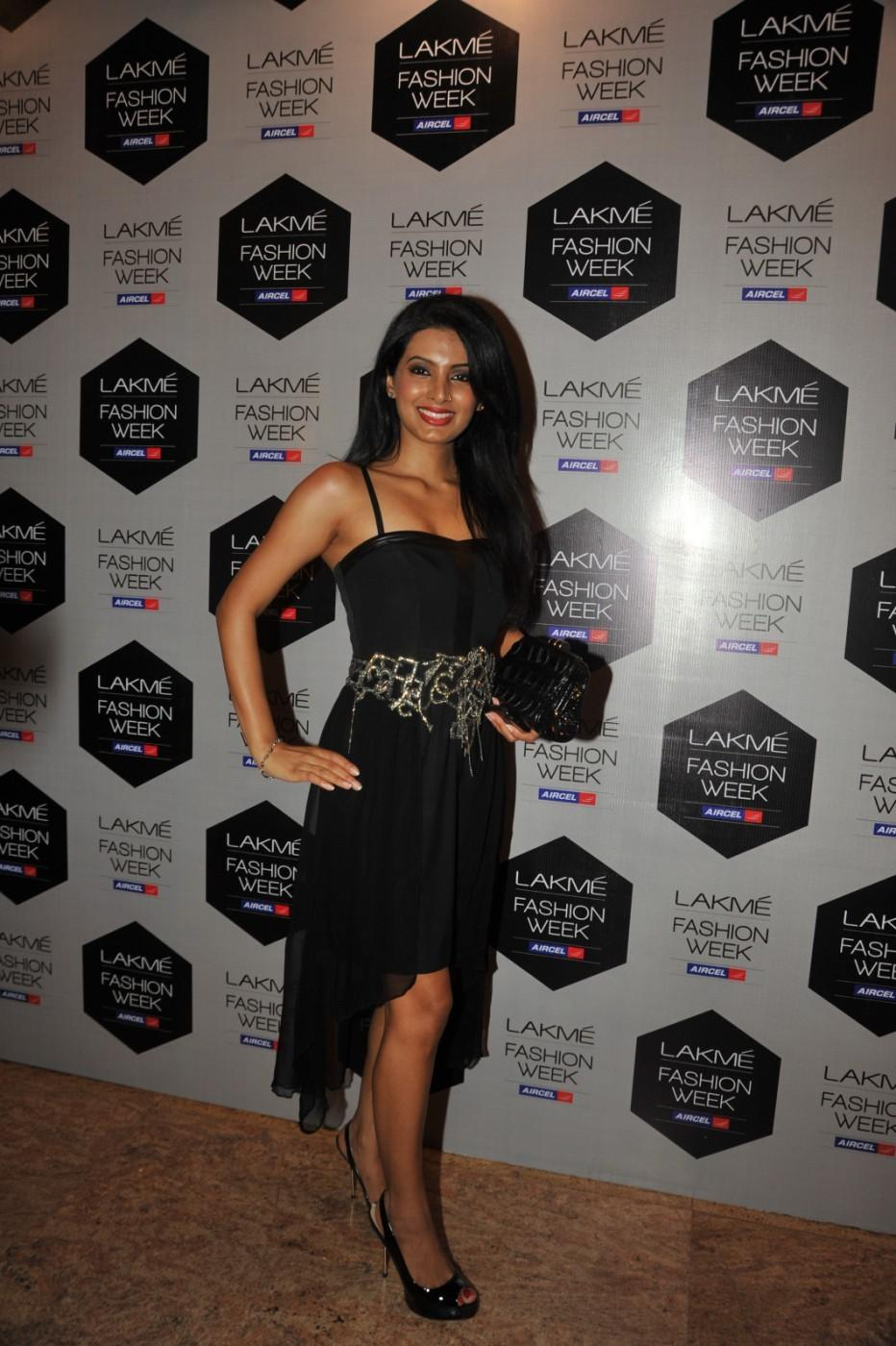 Sayali Bhagat - Lakme Fashion Week 2012 Day 5 Photo