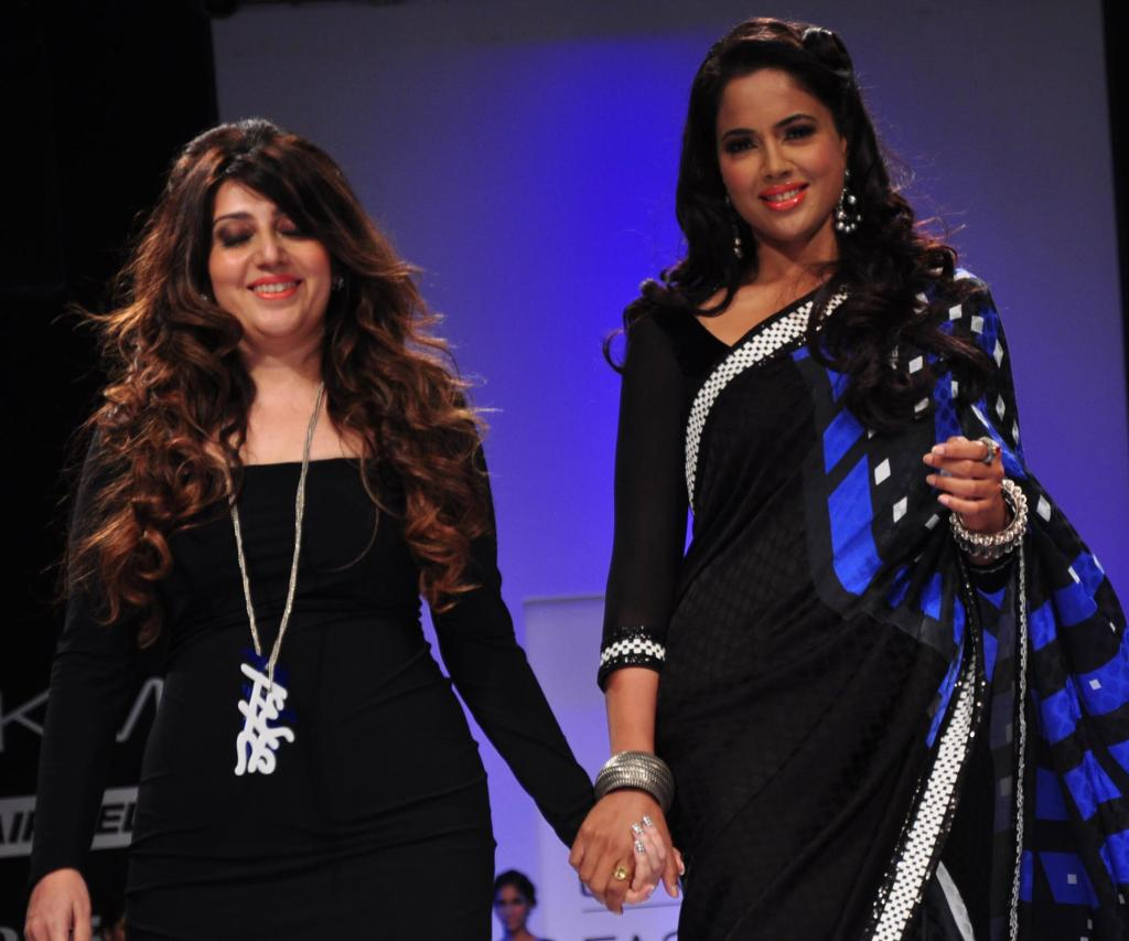Sameera Reddy - Lakme Fashion Week 2012 Day 5 Photo