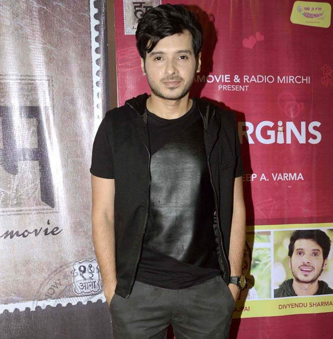 Bollywood Celebrities Special Screening of Short Film The Virgins