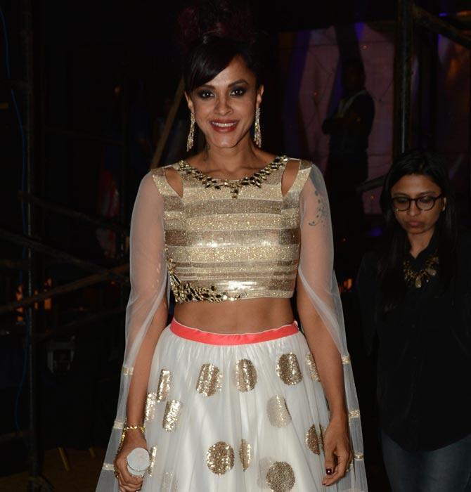 Bollywood Celebs Attendance National Jewellery Awards Event