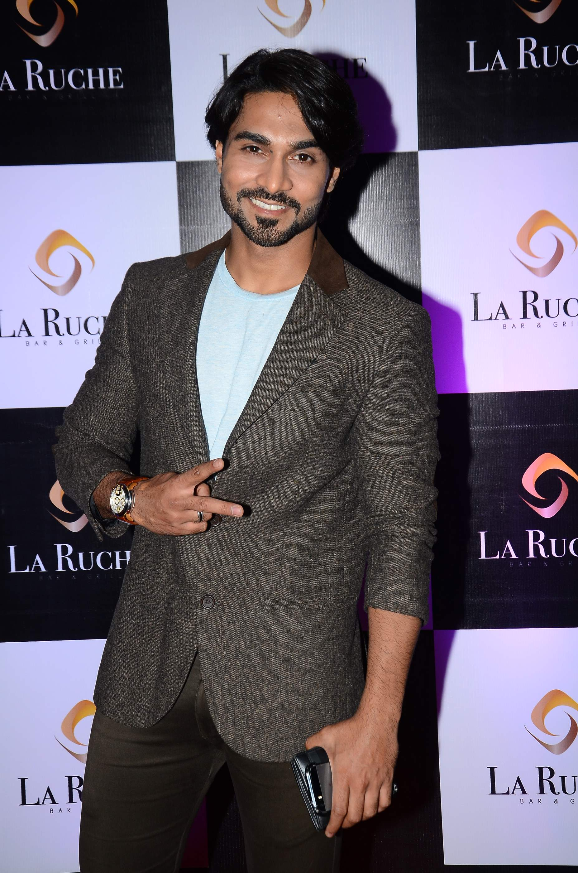 Bollywood Celebs Attended La Ruche Bar & Grill Opening Event at Bandra in Mumbai