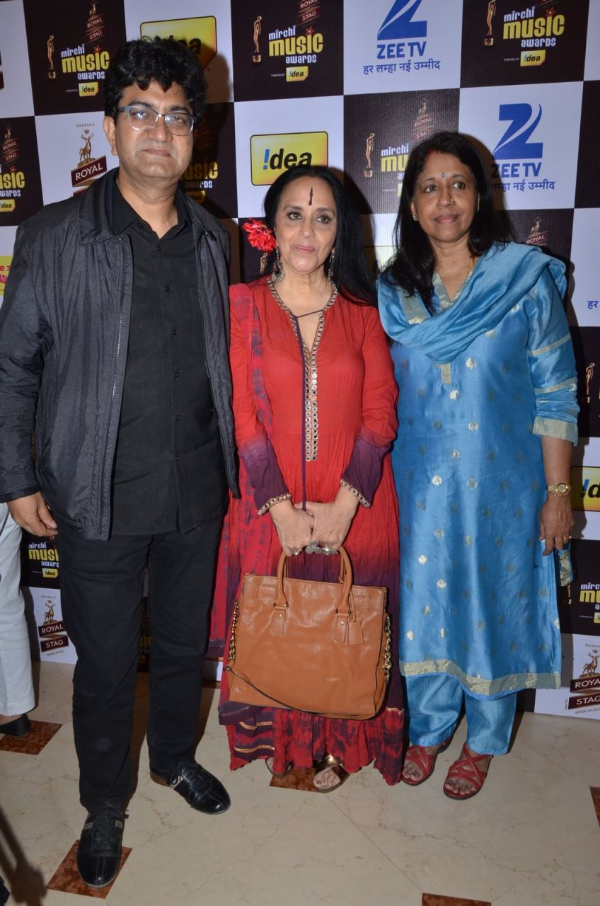 Bollywood Celebs Attended Mirchi Music Award Jury Meet in Mumbai