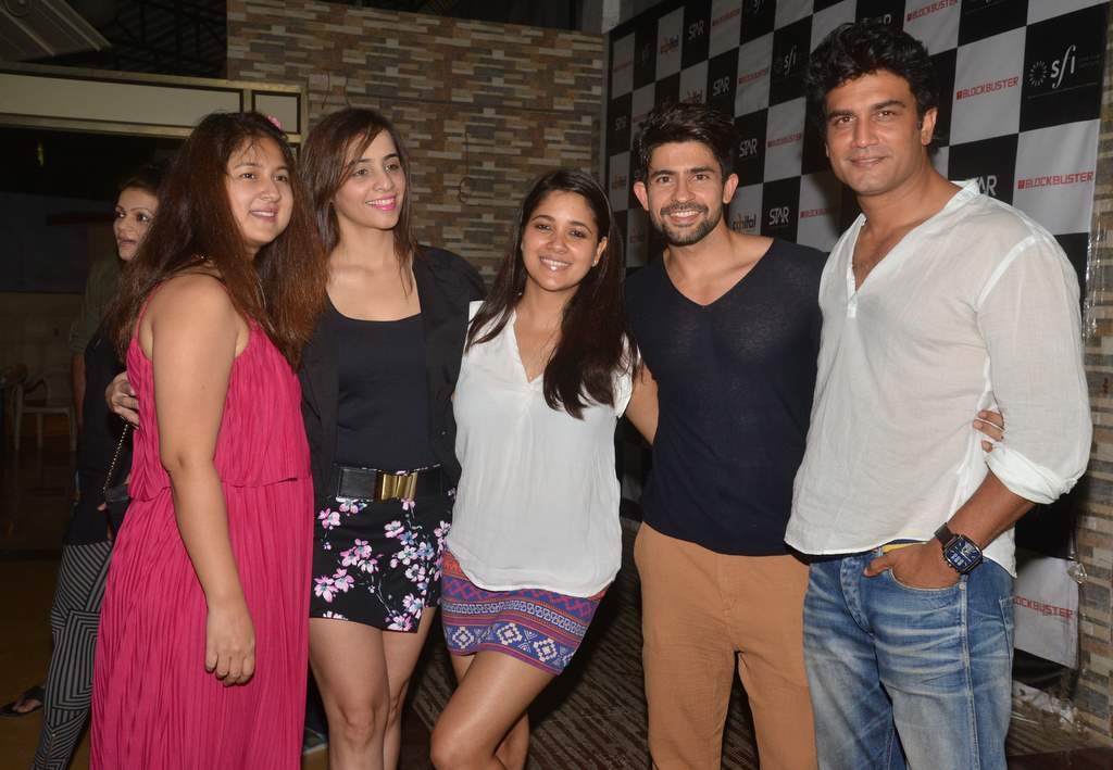 Bollywood Celebs Attended The Special Screening of The Movie RUNN