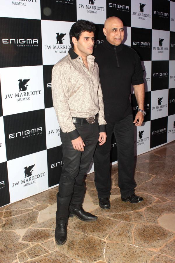 Bollywood Celebs at the Enigma Launch Photo Gallery