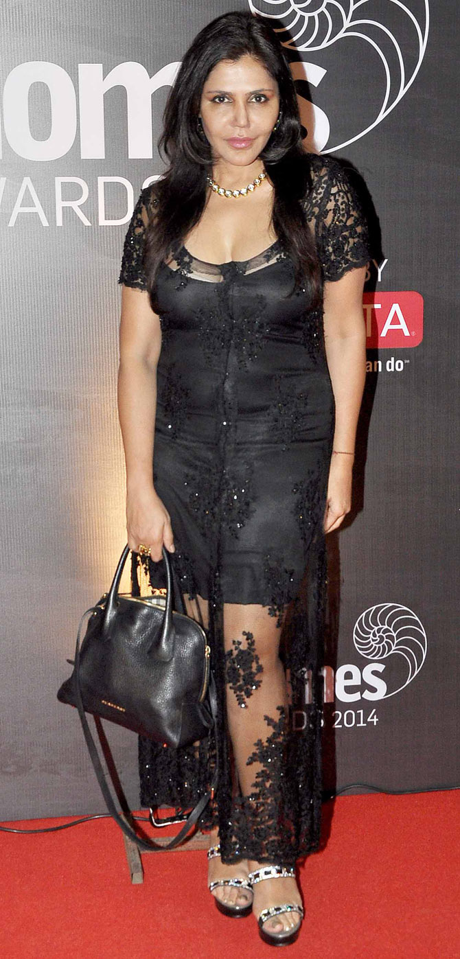 Bollywood Celebs At Major Magazines Awards Event