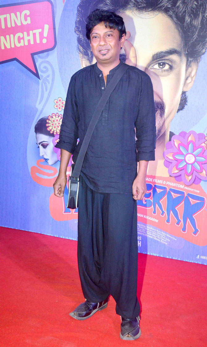 Bollywood Celebs at The Premiere of Hunterrr