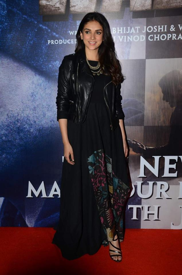 Bollywood Celebs Special Screening of Wazir Movie