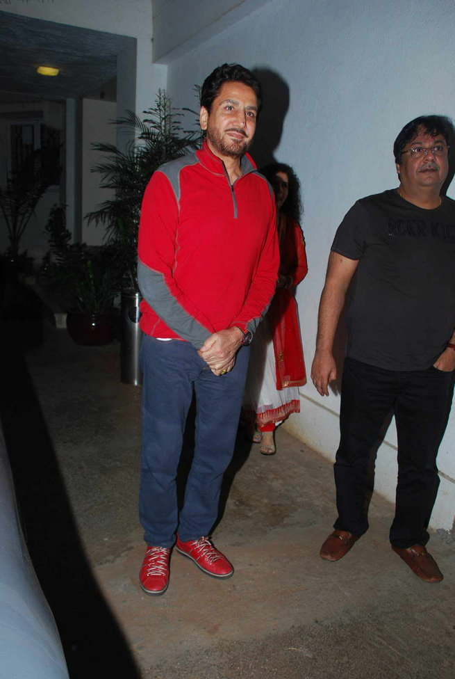 Bollywood Stars At CHAAR SAHIBZAADE Special Screening