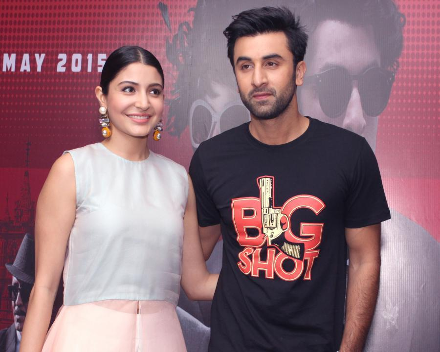Bombay Velvet Movie Press Conference in New Delhi