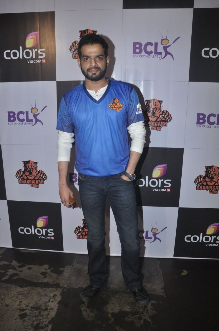 Box Cricket League Team (BCL) Chandigarh Cubs Press Meet Event in Mumbai