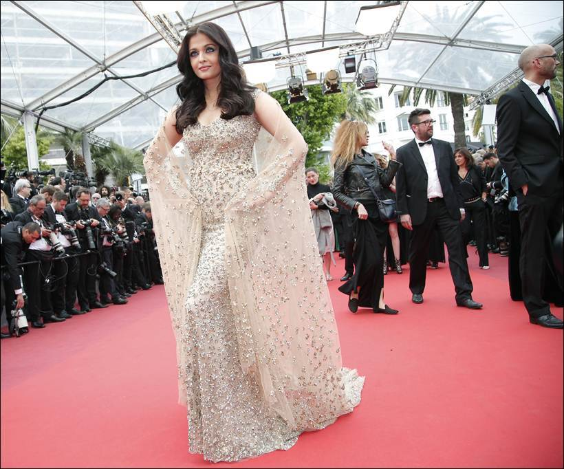 Cannes 2016: Aishwarya Rai Bachchan at The International Film Festival