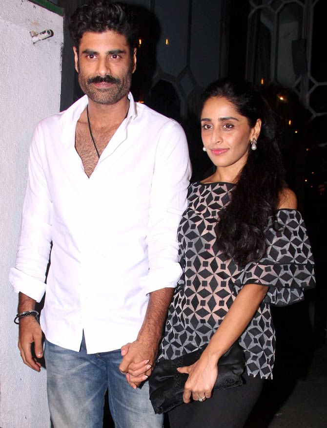 Celebs at filmmaker Sanjay Leela Bhansalis Party