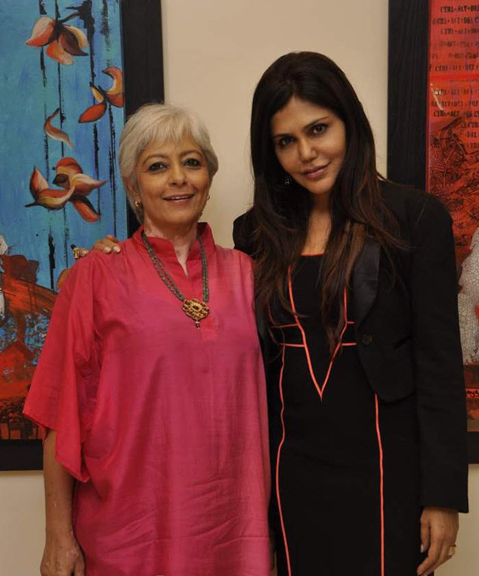 Celebs at Jaya Lamba Art Event Gallery